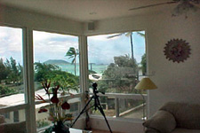 Kailua beach side vacation rental