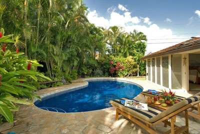 KAHALA HALE - 4 Bedroom 3 Bath Oahu Vacation Rental with Pool