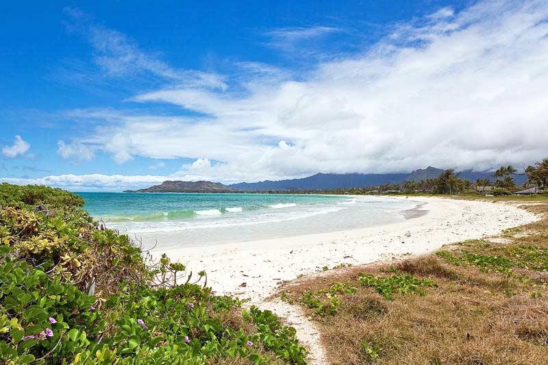 Kailua Bay Hale Oahu Vacation Estate Rental On The Beach