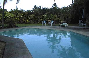 kailua vacation home rental with pool