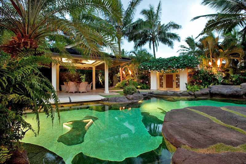 Kailua Bay Hale 5 Bedroom Bath Oahu Vacation Al